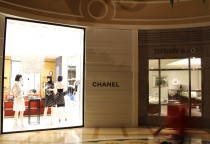 Einkaufen in Las Vegas, hier Forum Shops des Caesar Palace