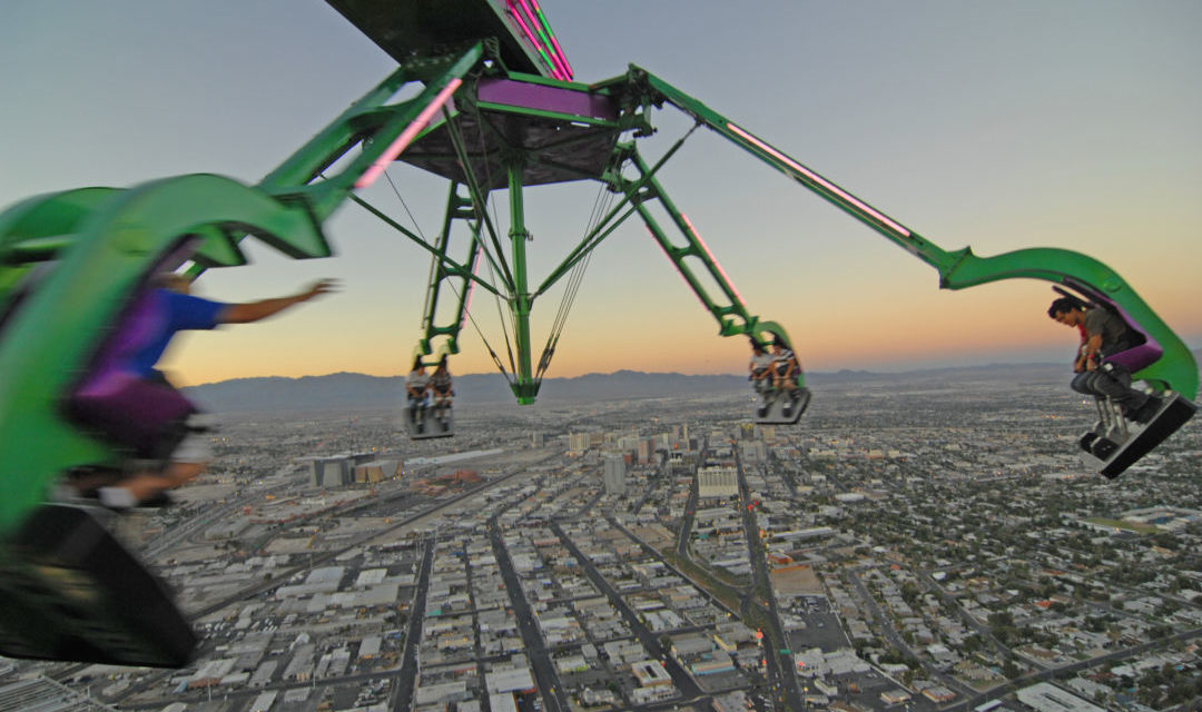 Abenteuer Nervenkitzel – Adrenalin pur in Las Vegas