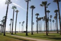 Cabrillo Boulevard in Santa Barbara