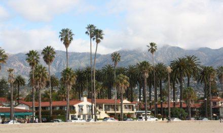 Santa Barbara: Urlaub machen, wo die Prominenten leben