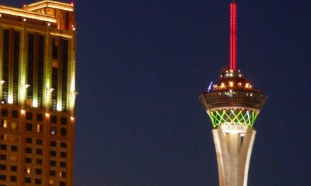 Stratosphere Tower, Hotel & Casino in Las Vegas