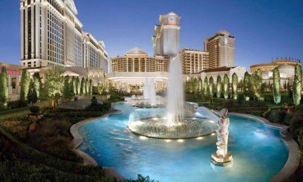 Caesar's Palace in Las Vegas – wahrlich ein Palast