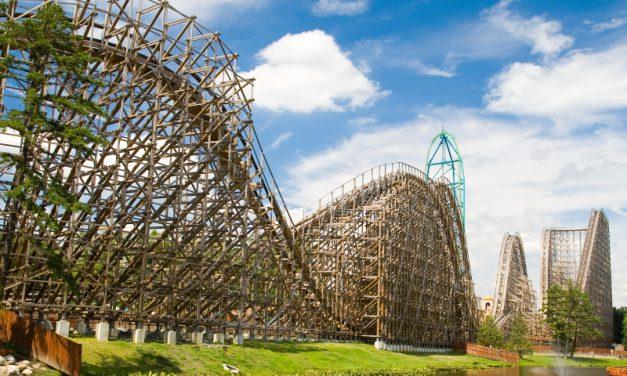 Six Flags Freizeitparks in Kalifornien