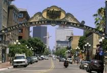 San Diego, Gaslamp Quarter