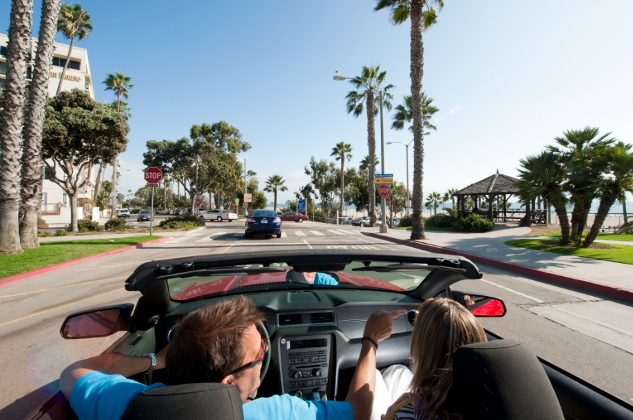 Verkehrsregeln und Bußgelder in den USA