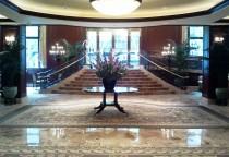 Omni Hotel Lobby