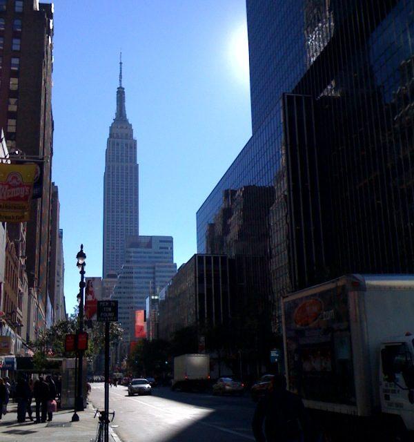 New York, fluctuat nec mergitur