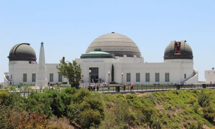 Griffith Observatory & Planetarium in Los Angeles