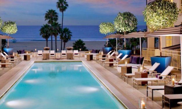 Loews Hotel am Strand von Santa Monica