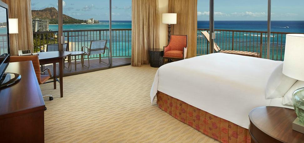 Urlaub im Hilton Hawaiian Village in Honolulu