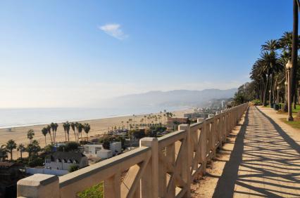 Urlaub in Santa Monica