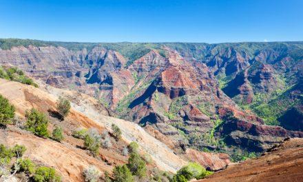 Waimea Canyon auf Kauai – der Grand Canyon des Pazifiks