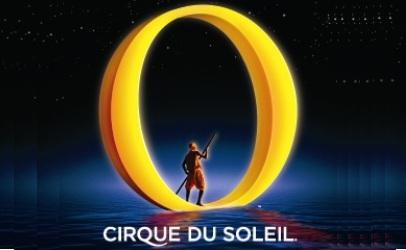 Cirque du Soleil in Las Vegas