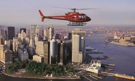 Hubschrauberrundflüge über New York mit Liberty Helicopters
