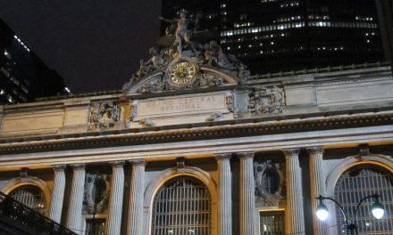 der historische Grand Central Terminal im Herzen Manhattans