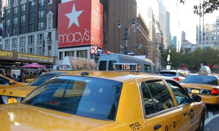 Shopping bei Macy's in New York