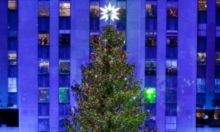 Tree Lighting am Rockefeller Center live erleben