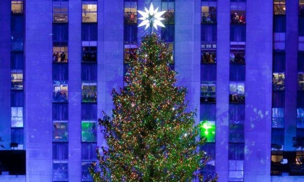 Tree Lighting am Rockefeller Center live erleben