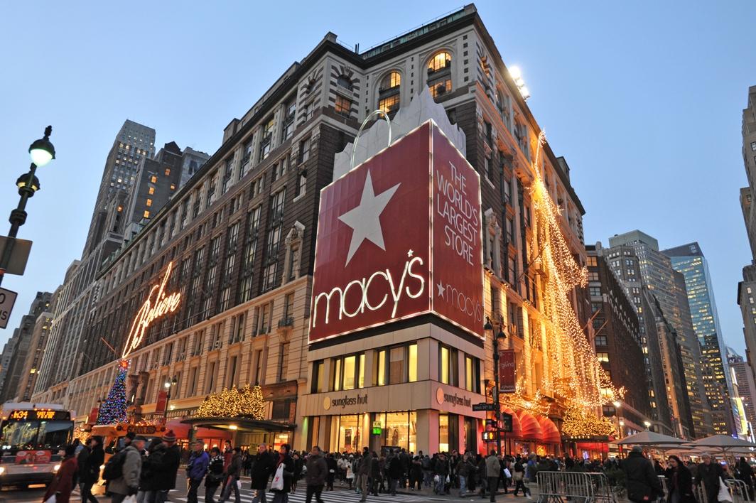 Shopping bei Macy\'s in New York - Fairflight Reisemagazin