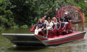 Airboat Tour mit Jean Lafitte SwampTours
