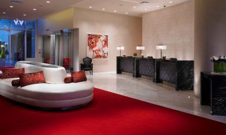 Wohnen im W Hotel in Hollywood