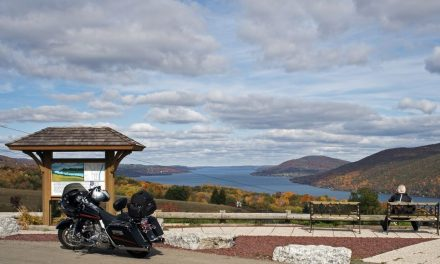 Die Weinregion der Finger Lakes im New York State
