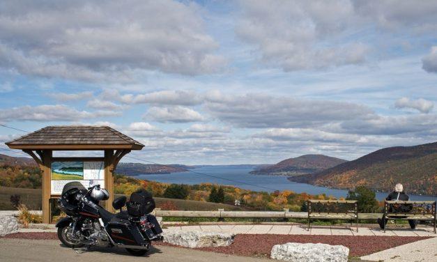 Die Finger Lakes im New York State – Wasser und Wein