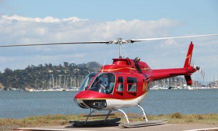 Unvergesslicher Hubschrauberrundflug über San Francisco