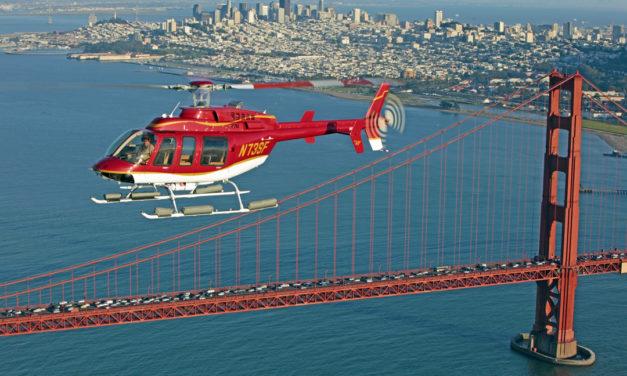 Unvergesslich – San Francisco im Hubschrauber