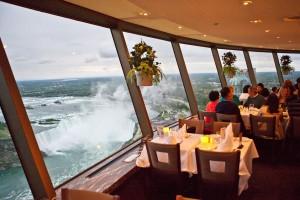 Drehrestaurant, Skylon Tower