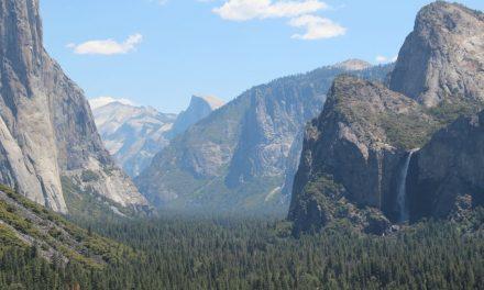 geführter Ausflug von San Francisco zum Yosemite Nationalpark
