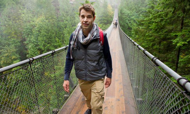 Die Capilano Suspension Bridge in North Vancouver – die wohl berühmteste Brücke von Kanada