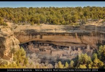 Colorado, Mesa Verde Nationalpark