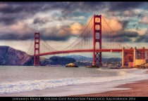 San Francsico, Golden Gate Bridge
