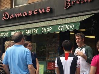 Urban Oyster Walking Tours – Gourmettour durch Brooklyn mit vielen Leckereien