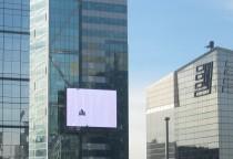 Fensterputzer in Manhattan