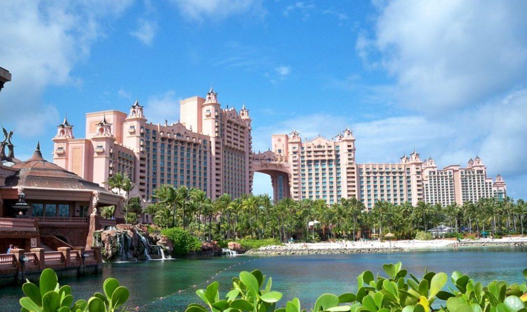 Atlantis Resort auf den Bahamas