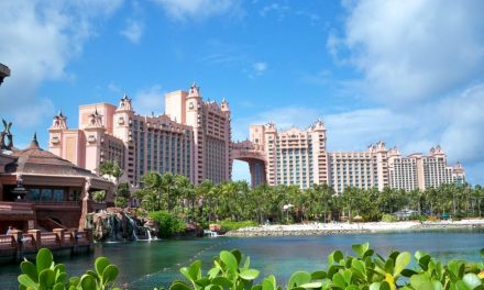 Atlantis Resort auf den Bahamas