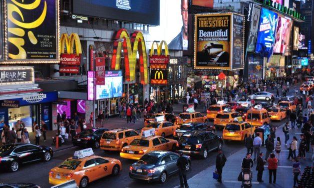 Frühling im Big Apple – 5 Tage New York im Mai 2014
