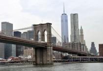 Bootstour mit Fahrt unter der Brooklyn Bridge hindurch