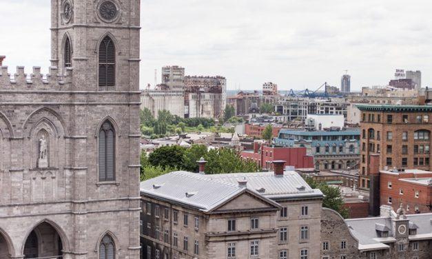 Unsere Reise nach Boston und der Trip nach Montreal
