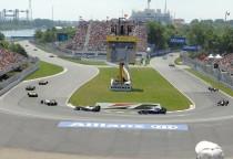 Formel 1 Strecke in Montreal - leider nicht live miterlebt