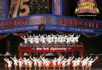 Christmas Spectacular in der Radio City Music Hall