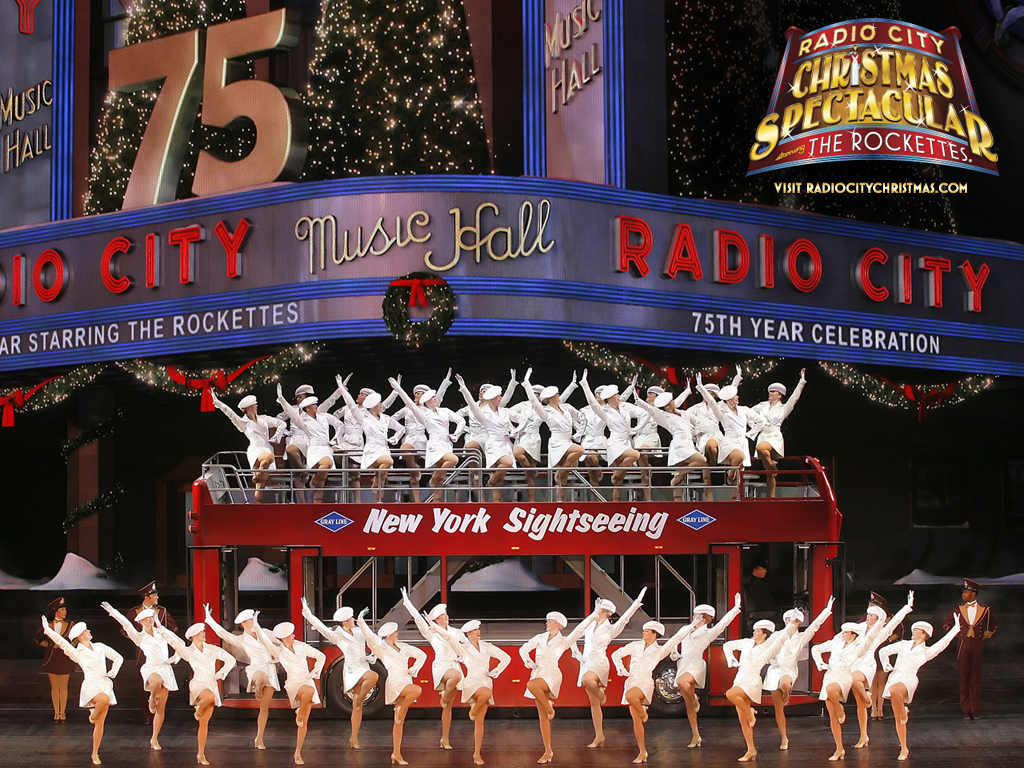 Tickets For Radio City Music Hall Christmas Spectacular
