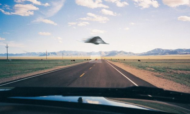 Der Extraterrestrial Highway in Nevada – Treffen mit Außerirdischen