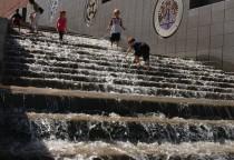 Die Weinenden Treppen - Chattanooga