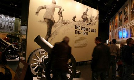 Begegnung mit der Weltgeschichte  – National World War I Museum in Kansas City