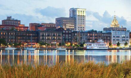Südstaatenperle am Atlantik: Savannah