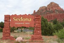 Willkommen in Sedona