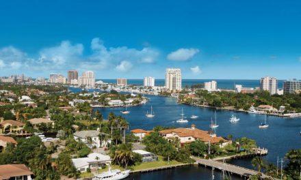 Ein Stück Venedig in Florida – Fort Lauderdale